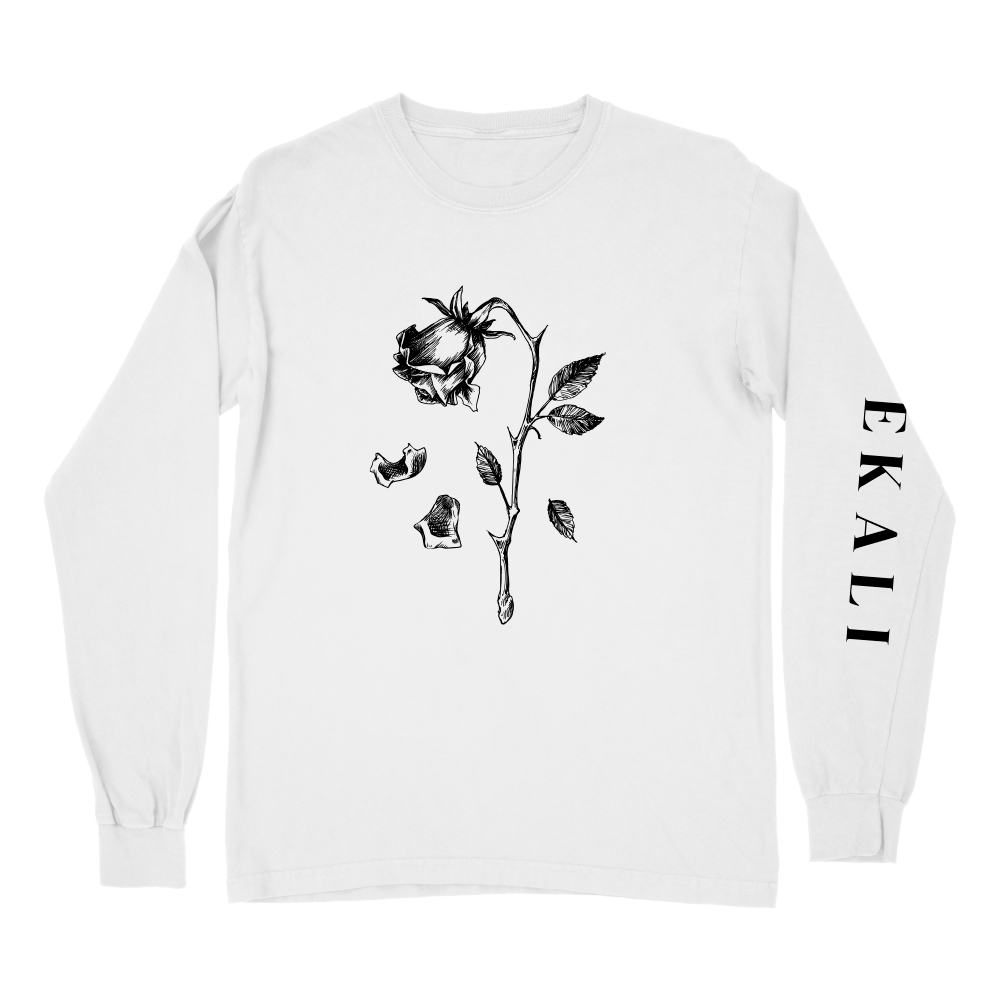 Wilted Rose Long Sleeve