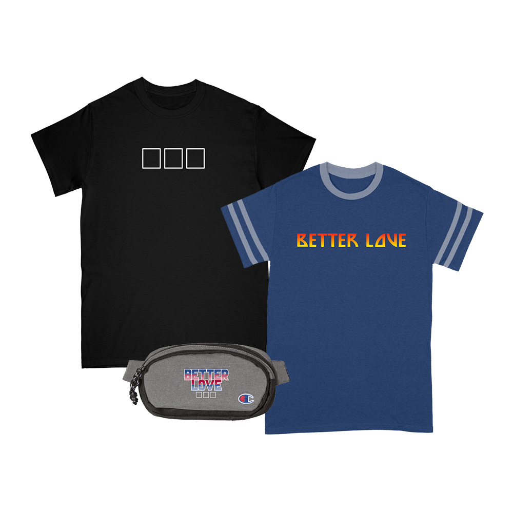 Tee + Fanny Pack