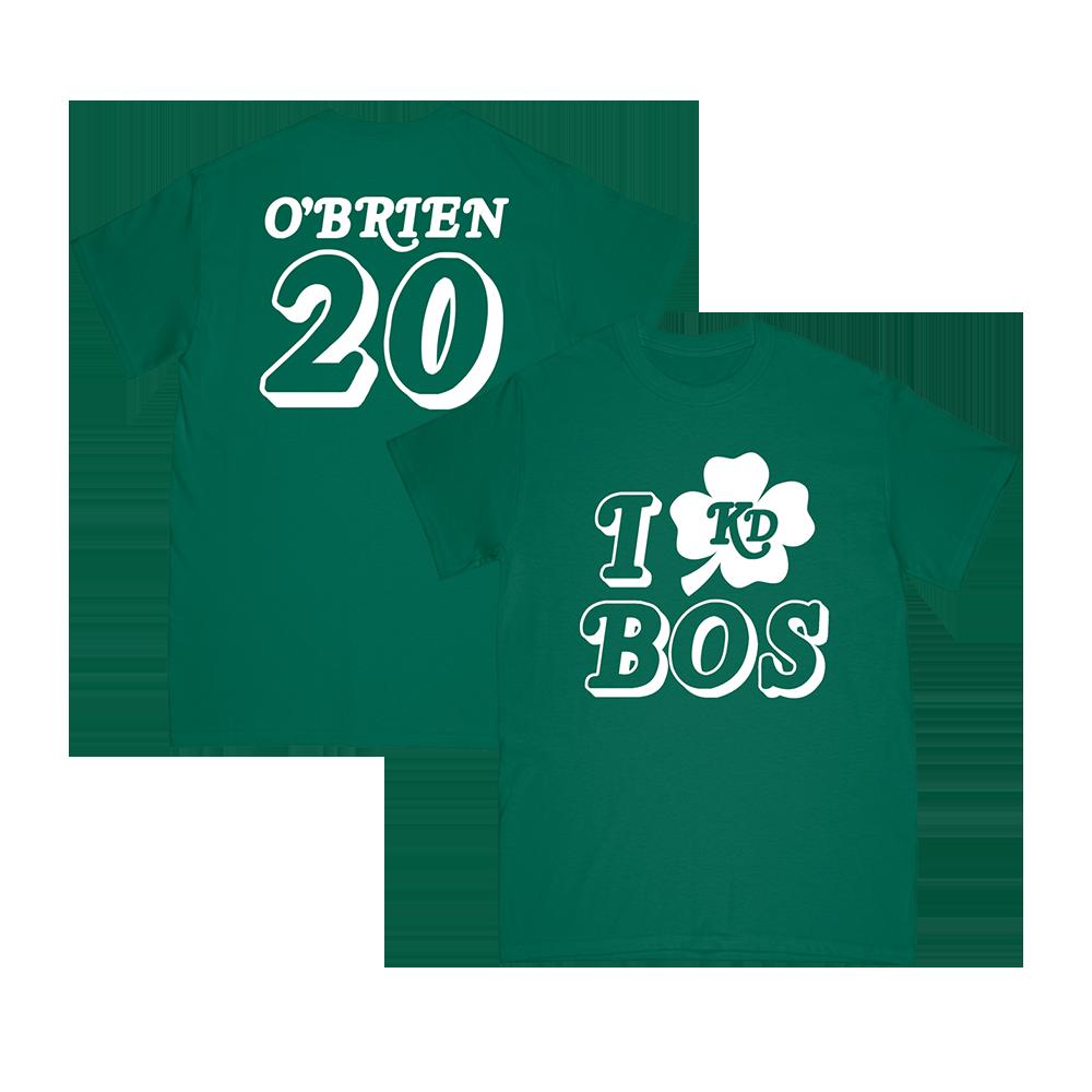 Irish Boston Tee