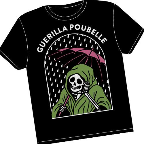 Guerilla Poubelle - TS parapluie