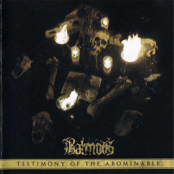 BALMOG - Testimony of the Abominable