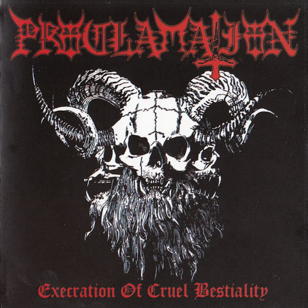 PROCLAMATION - Execration of Cruel Bestiality
