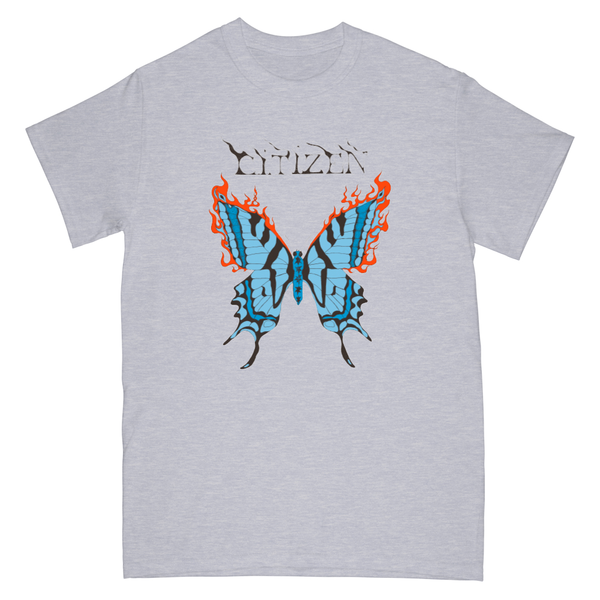 Flame Butterfly Tee