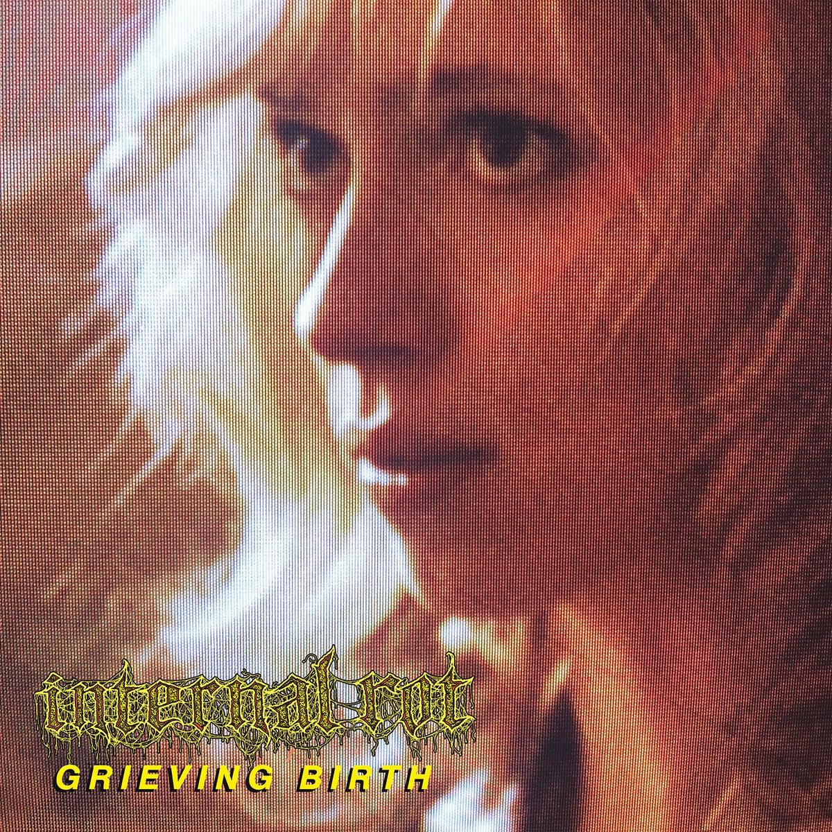 INTERNAL ROT - Grieving Birth LP