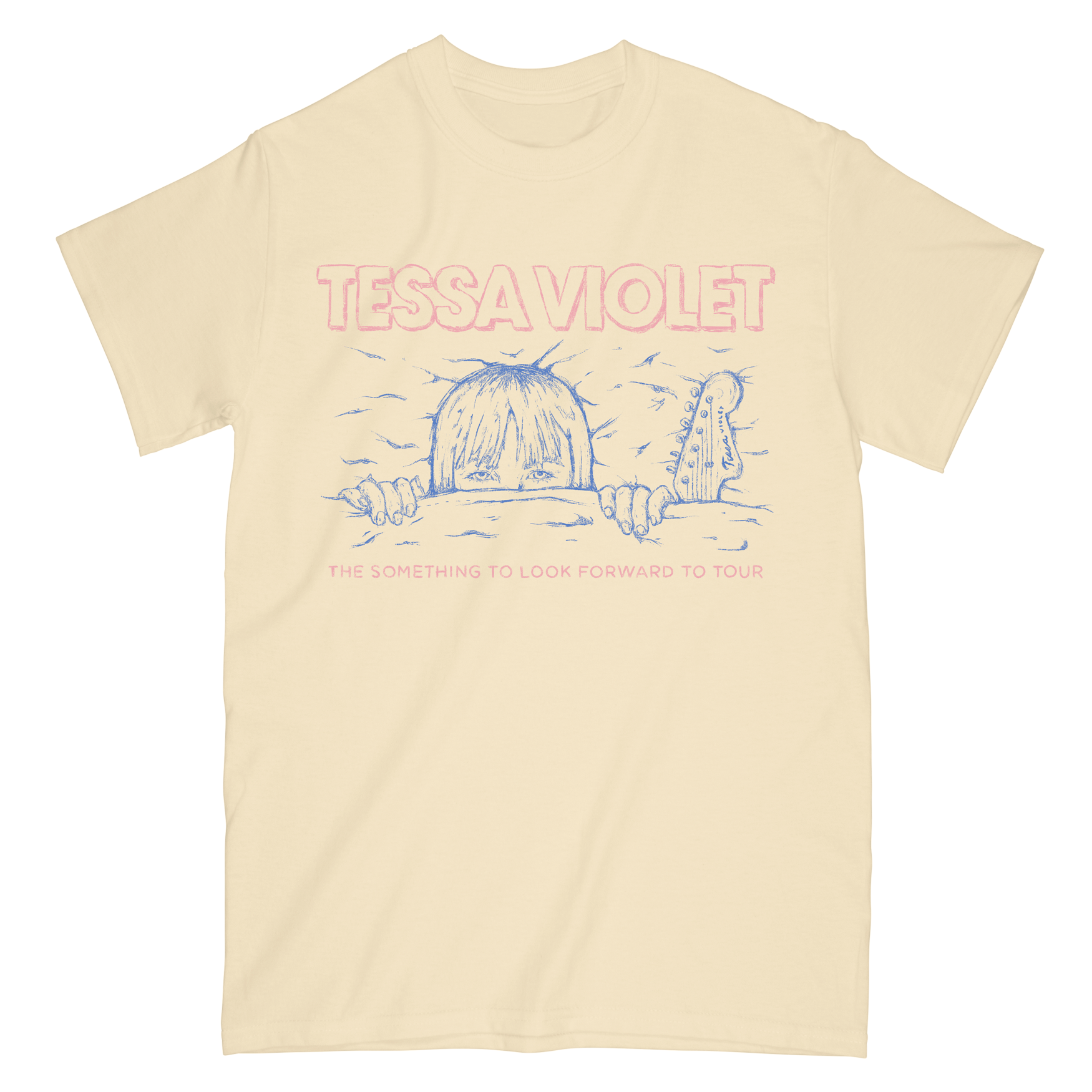 The Something To Look Forward To Tour Tee