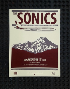 The Sonics - Record Store Day 2015