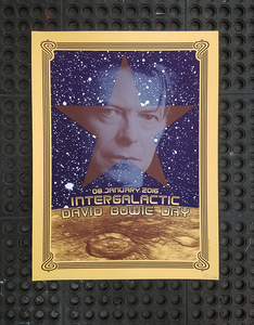 Intergalactic Bowie Day 2016