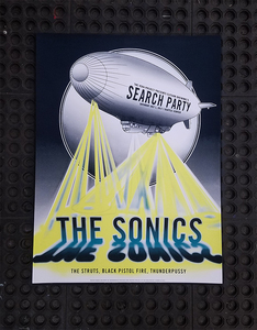 The Sonics - Search Party