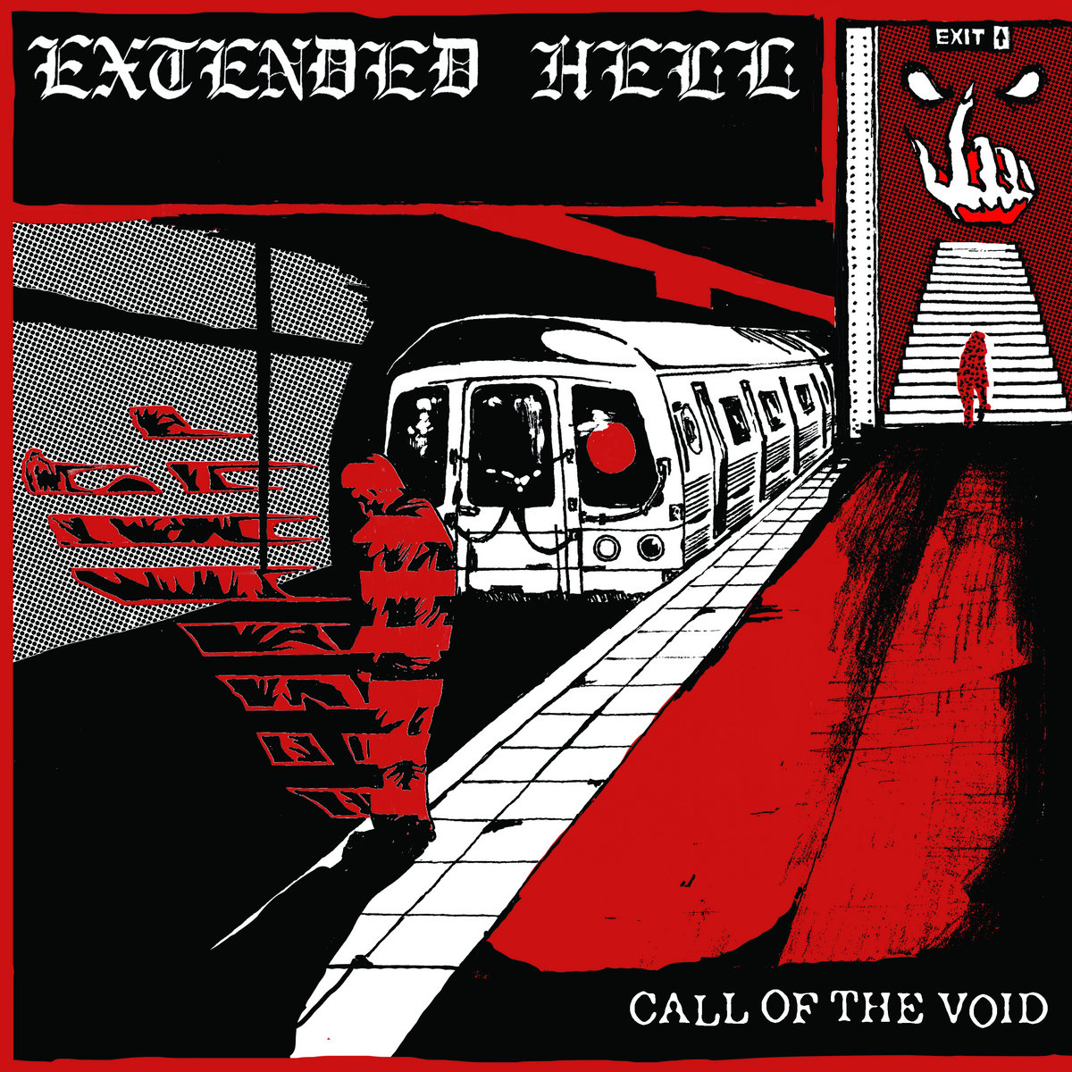 EXTENDED HELL - Call Of The Void 7