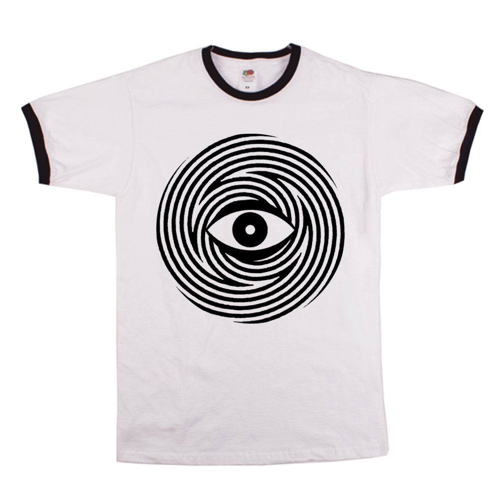 The Physics House Band - Hypnotic Eye Ringer T-Shirt