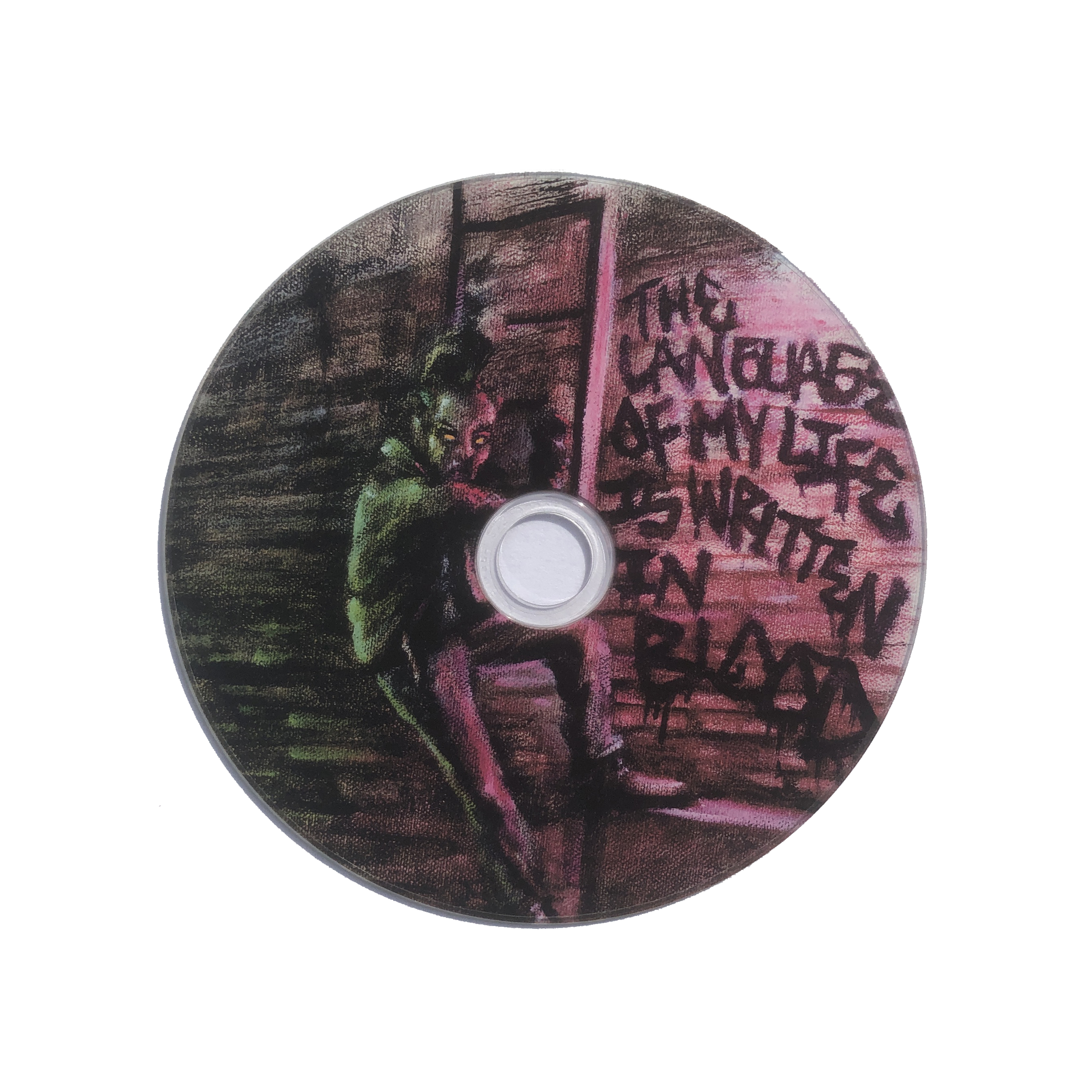 Real World - The Language of My Life... Compact Disc