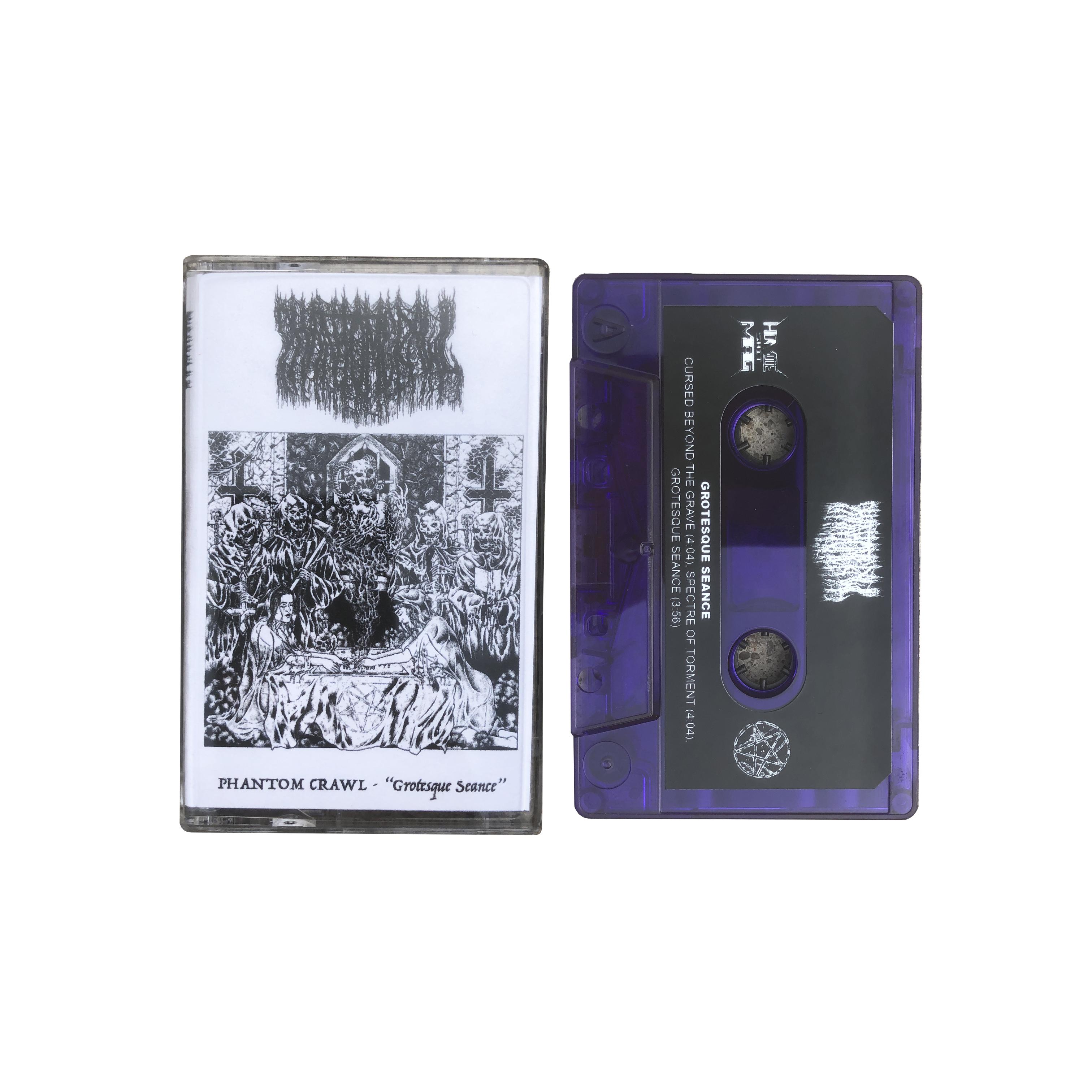 Phantom Crawl - Grotesque Seance Cassette