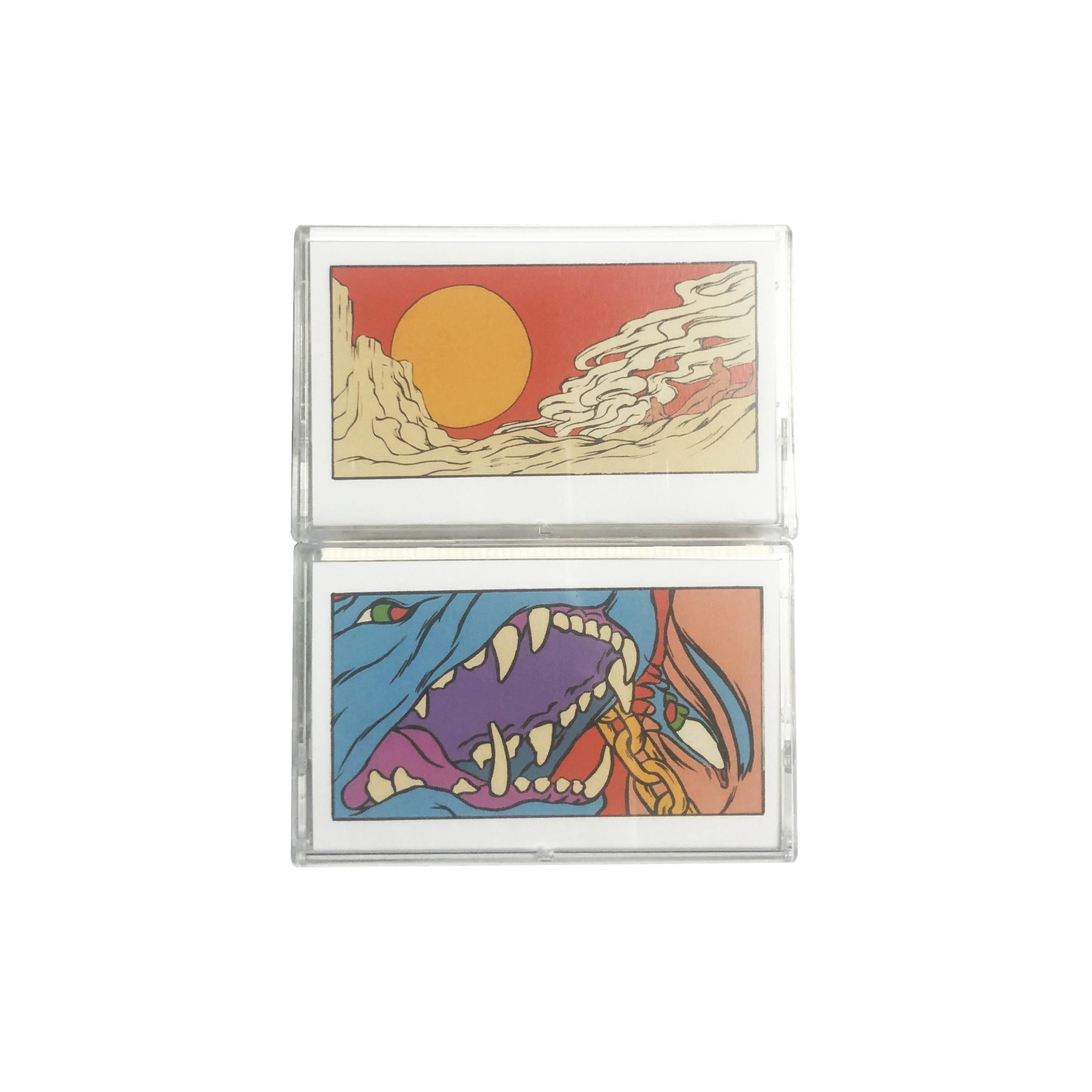 Lockimara - Dog Bite Cassette