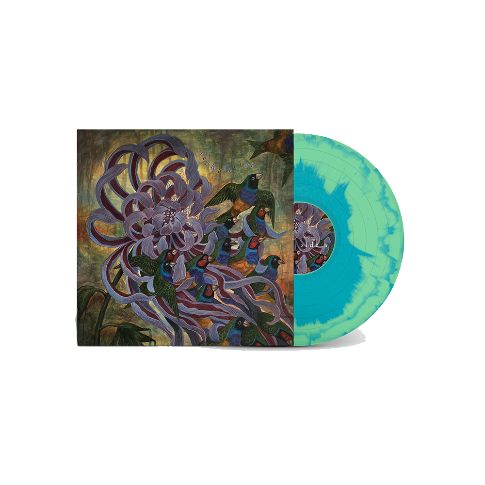 Technicolor LP + Tee