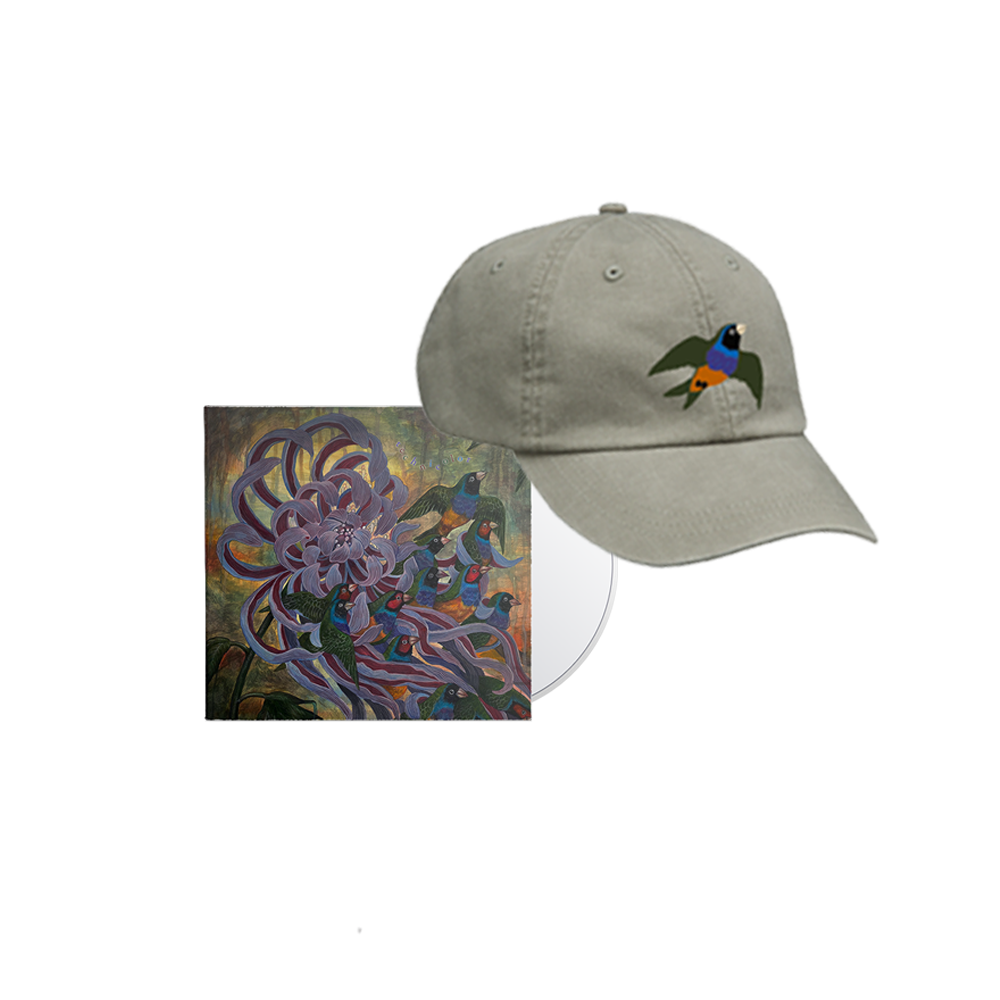 Technicolor CD + Hat