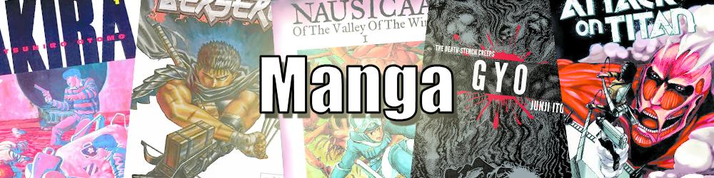Manga Books