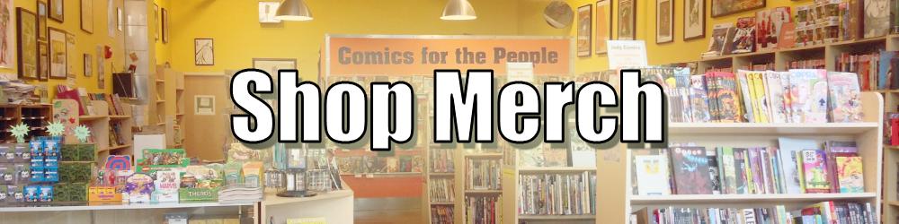 Bridge City Comics Merchandise