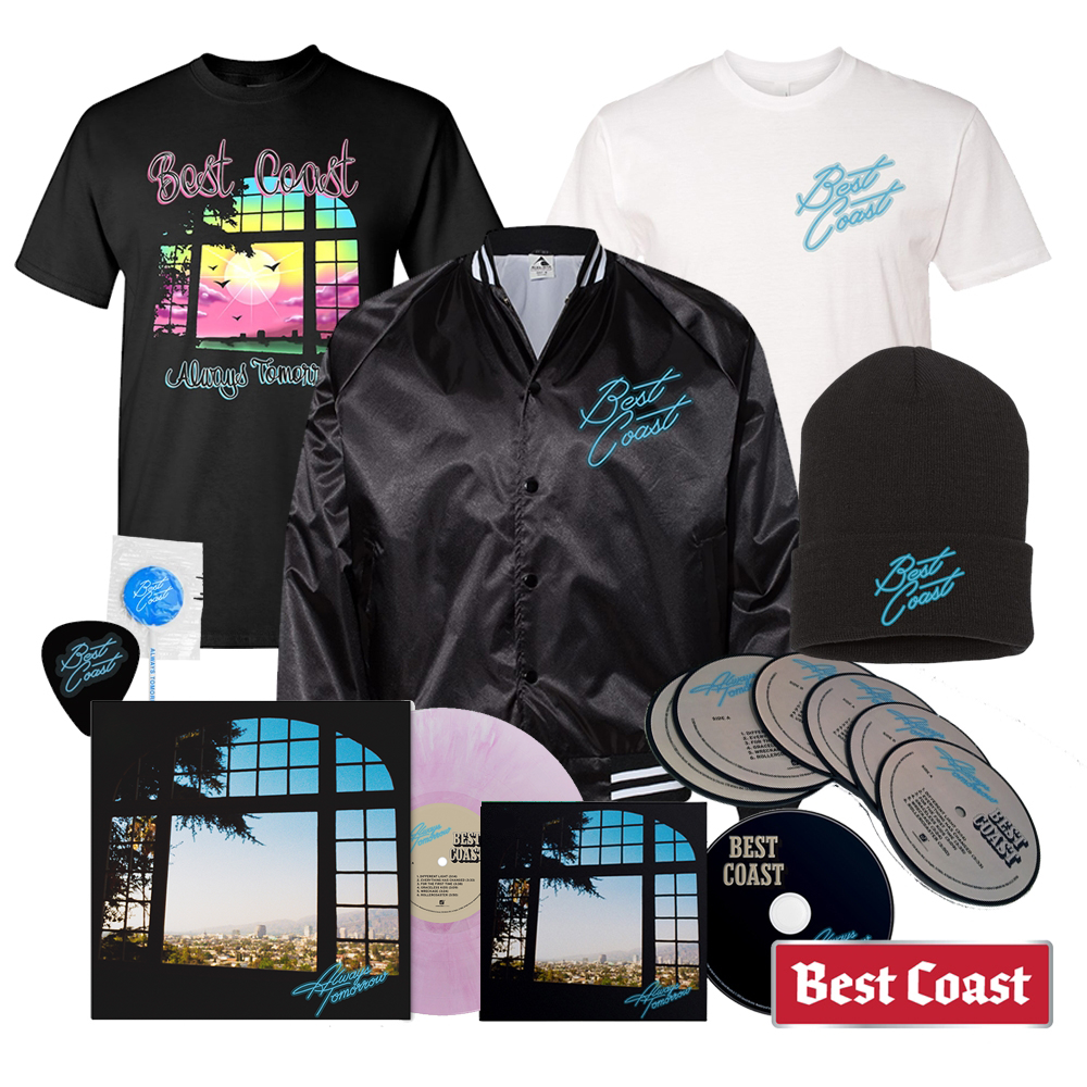 """Make It Last"" Signed Pink Marble Vinyl or Signed CD Merch Superb Bundle"