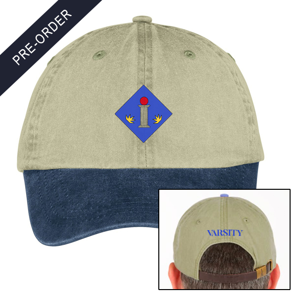 Varsity - Diamond Hat