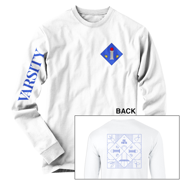 Varsity - Fine Forever Long Sleeve Shirt