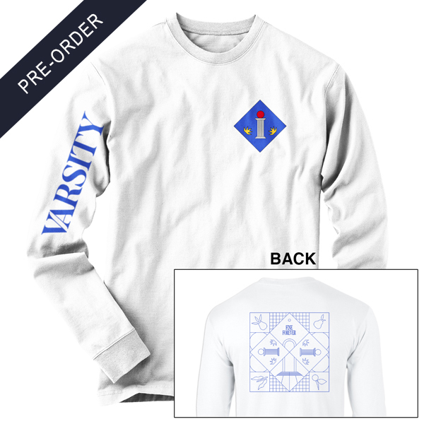 Varsity - Fine Forever Longsleeve Shirt