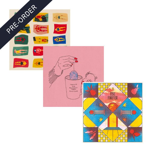 Varsity - Fine Forever, The Basement Takes & Parallel Person Bundle