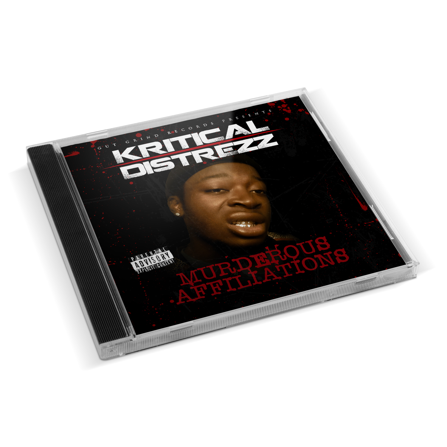 Kritical Distrezz - Murderous Affiliations