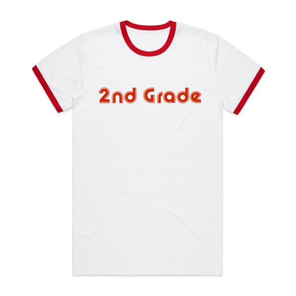 2nd Grade - Ringer Tee