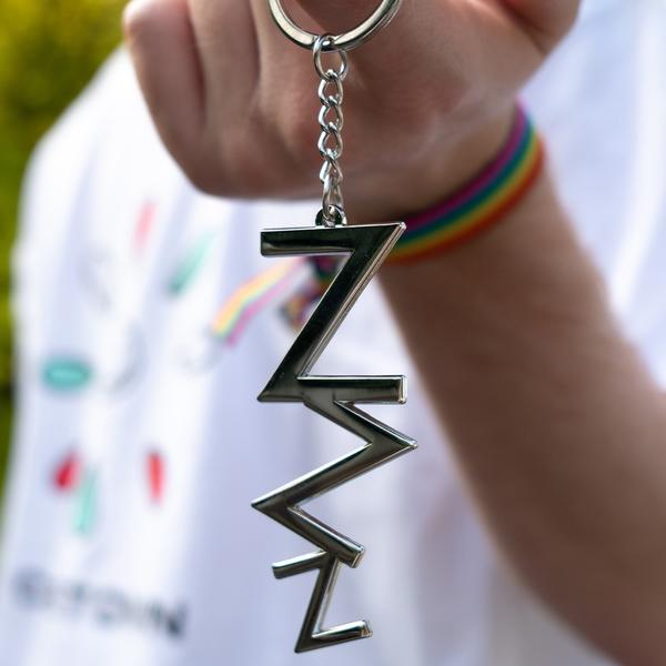 ZZZ Keychain