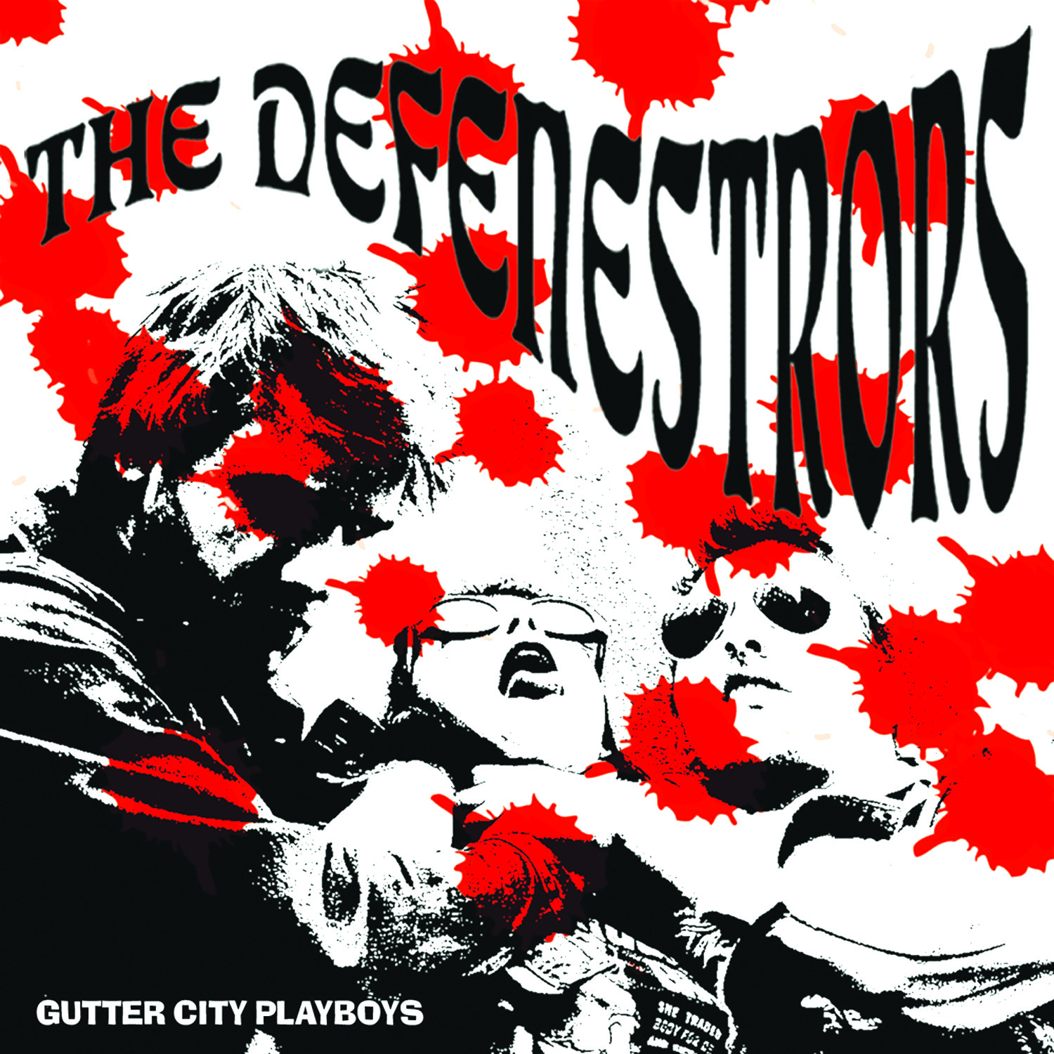 the defenestrors - gutter city playboys