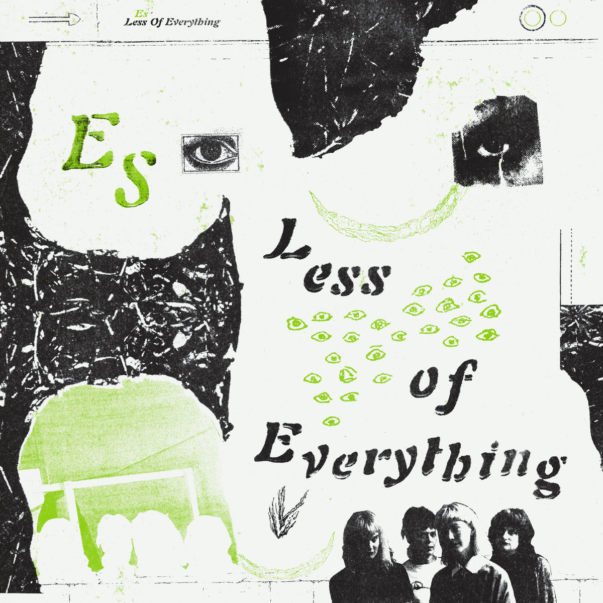 Es - Less of Everything LP