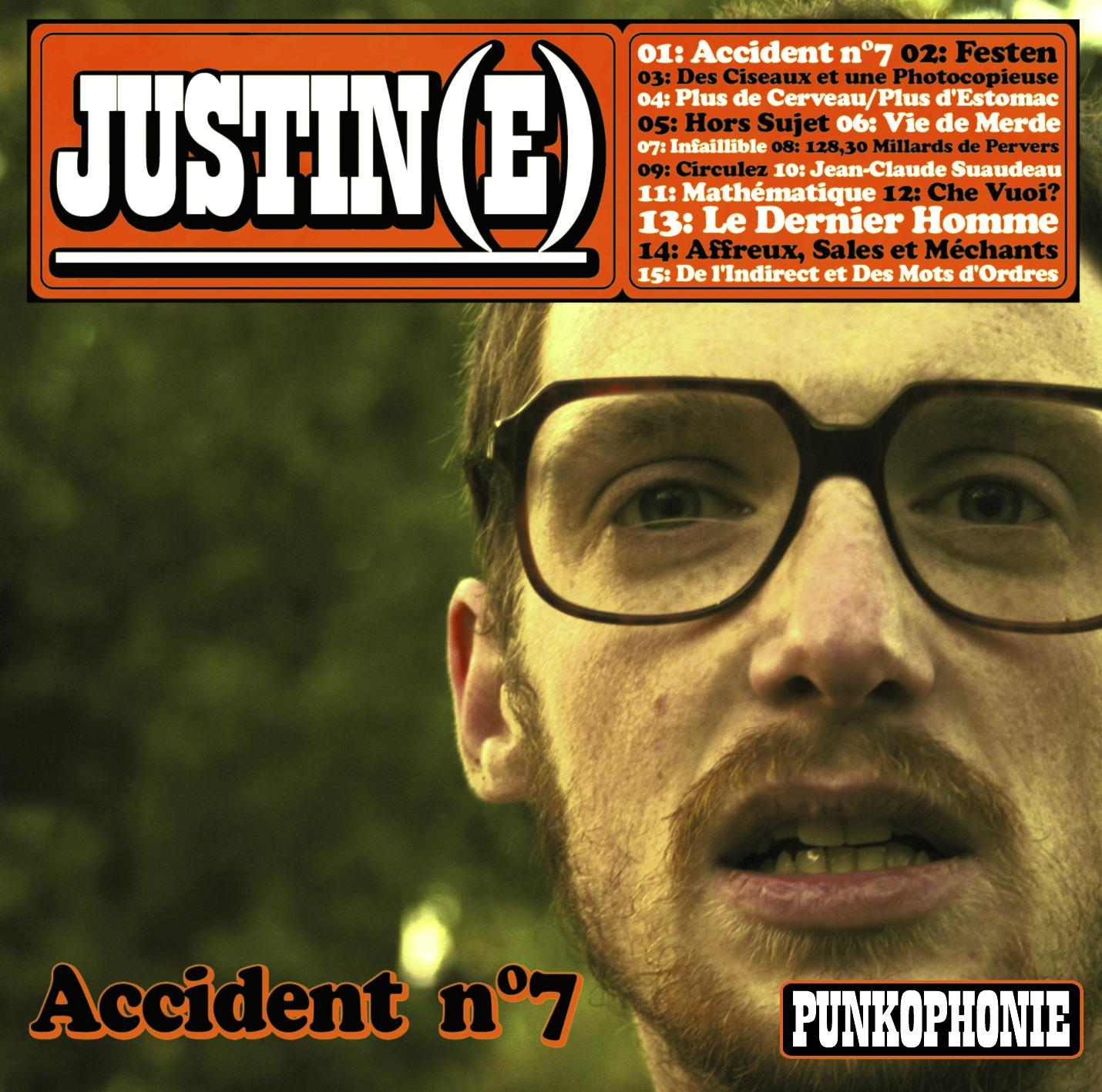 Justine - accident numero 7