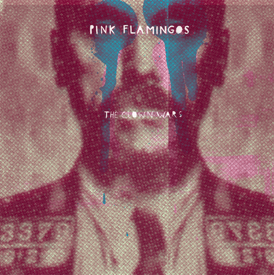 Pink Flamingos - the clown wars