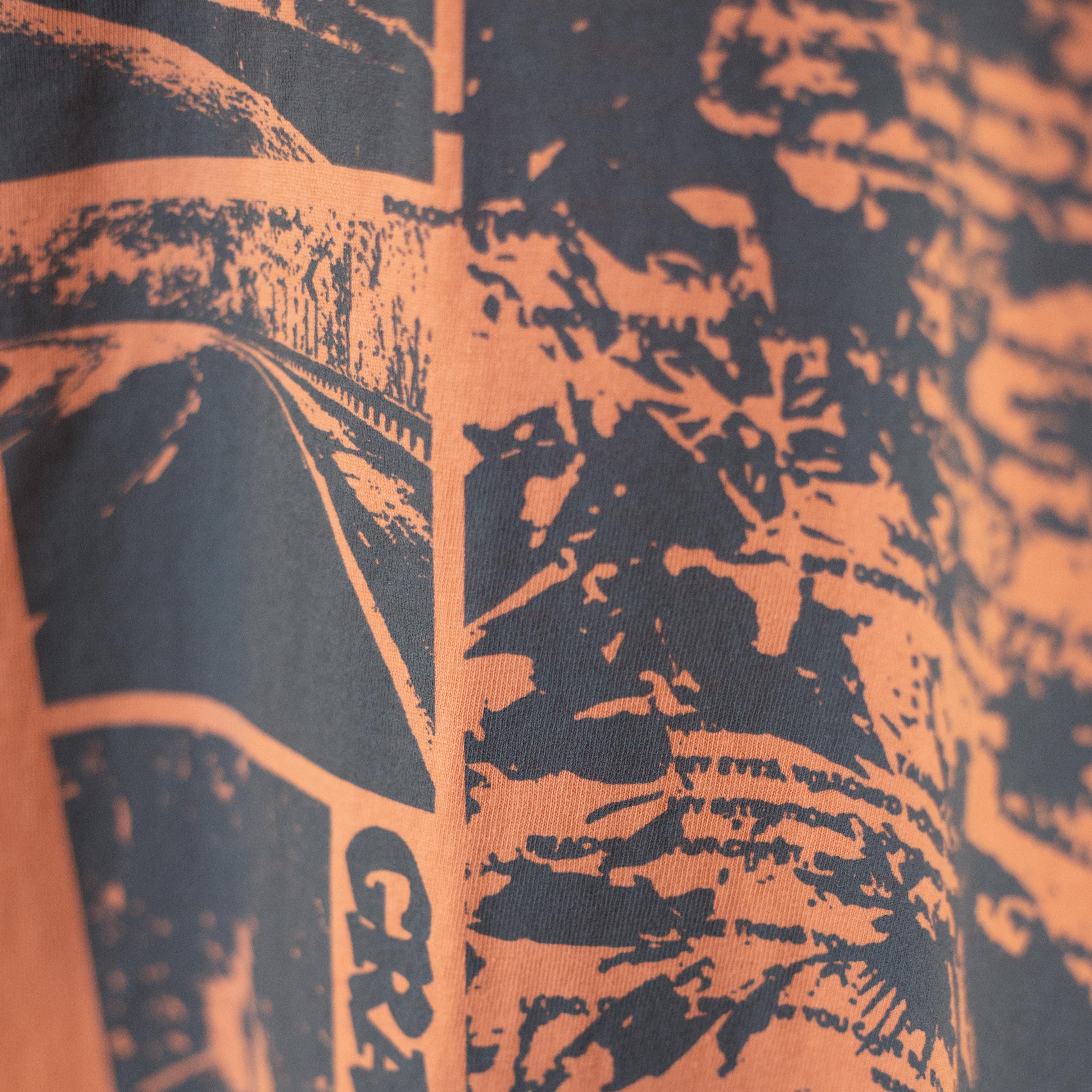 Terracotta Painkiller Collage Tee