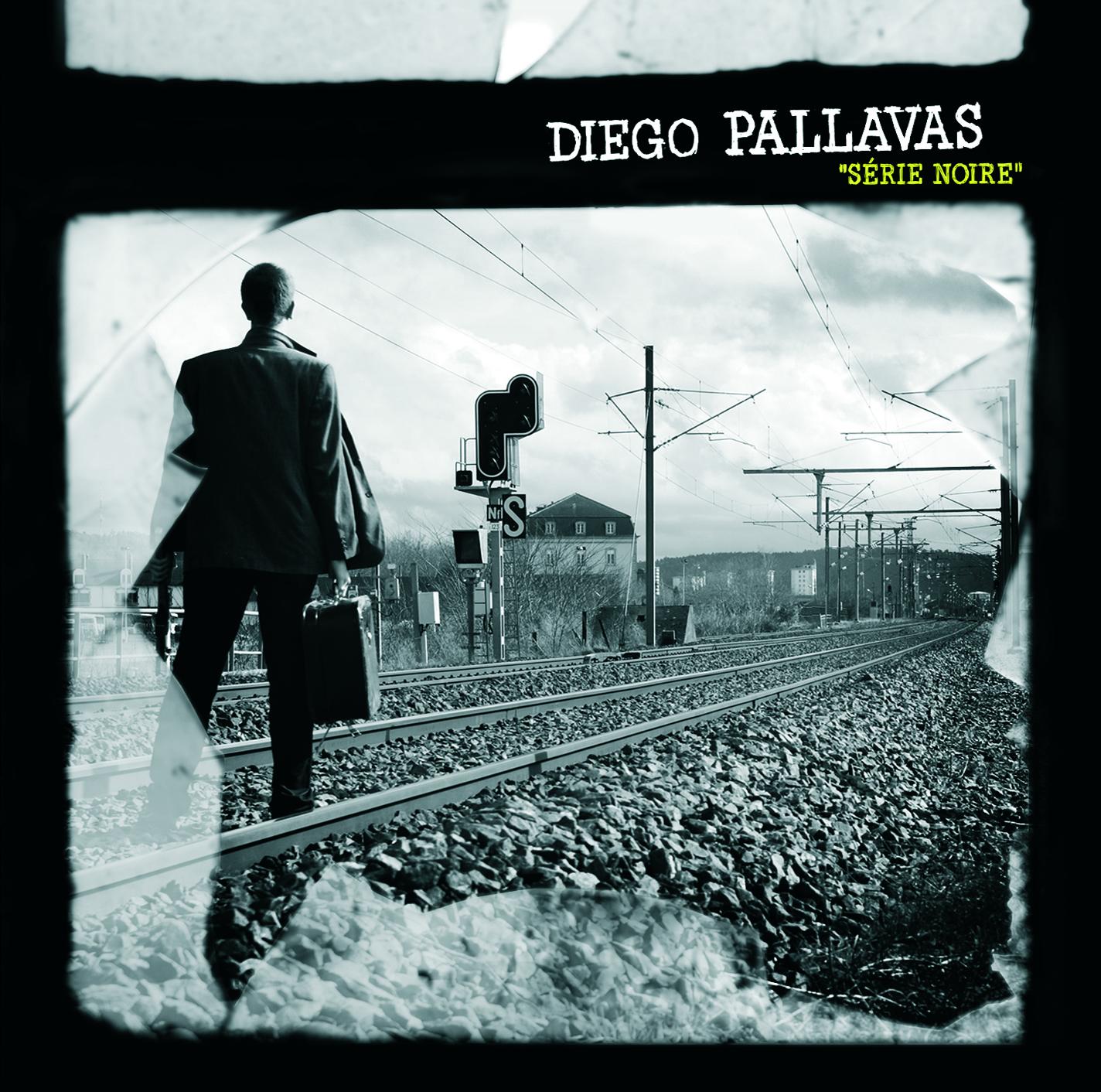 Diego Pallavas - serie noire