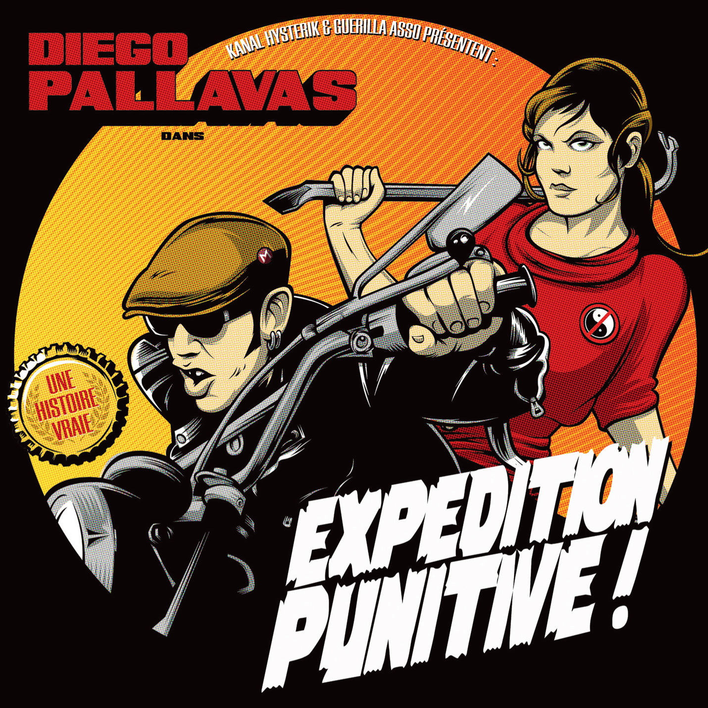 Diego Pallavas - Expedition punitive
