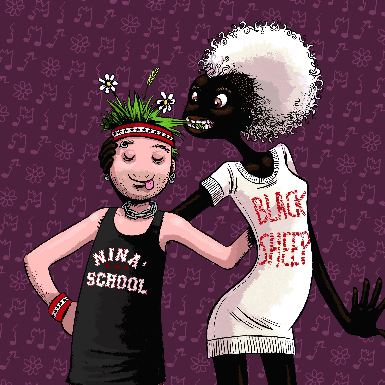 Nina'School + Black Sheep - split serie vol.3