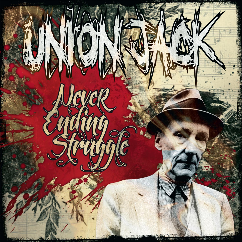 Union Jack - never ending struggle