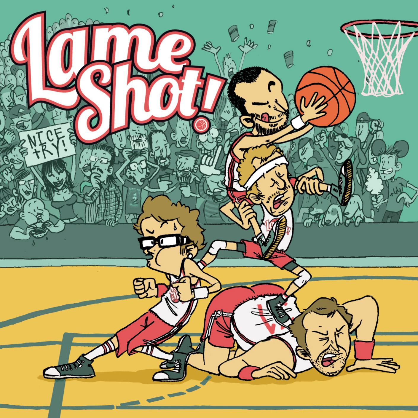 Lame Shot - Nice Try !