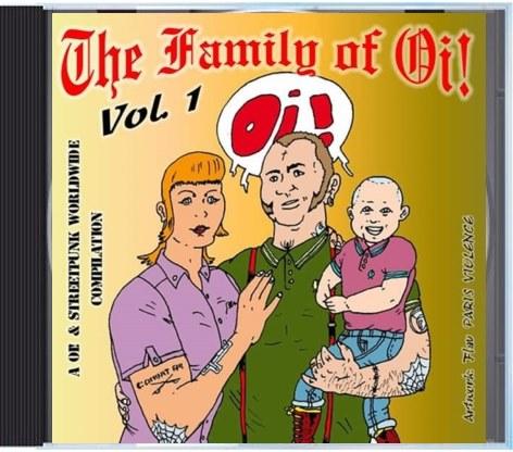V/A - The family of Oi! vol. 1