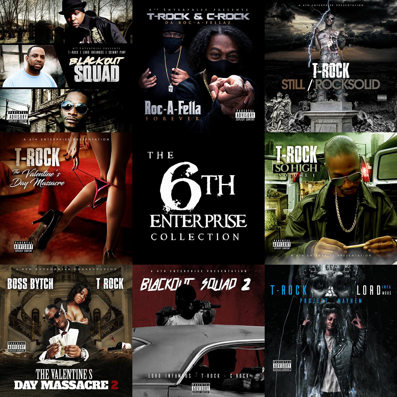 T-Rock - The 6th Enterprise Collection