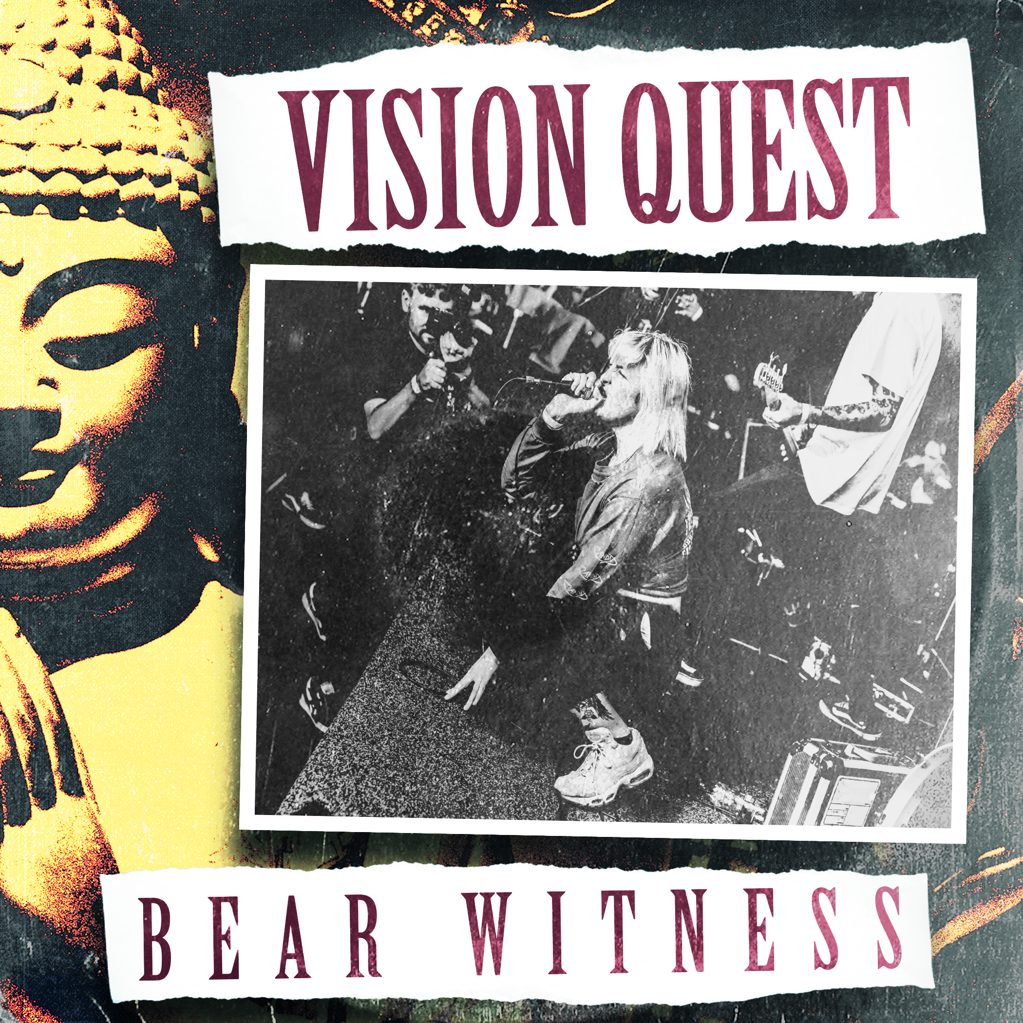 Vision Quest - Bear Witness