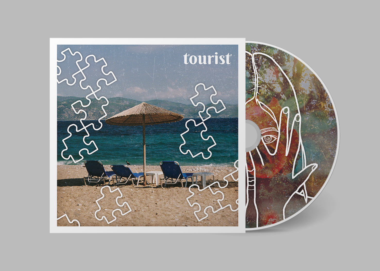 Logo Longsleeve + Tourist CD Bundle