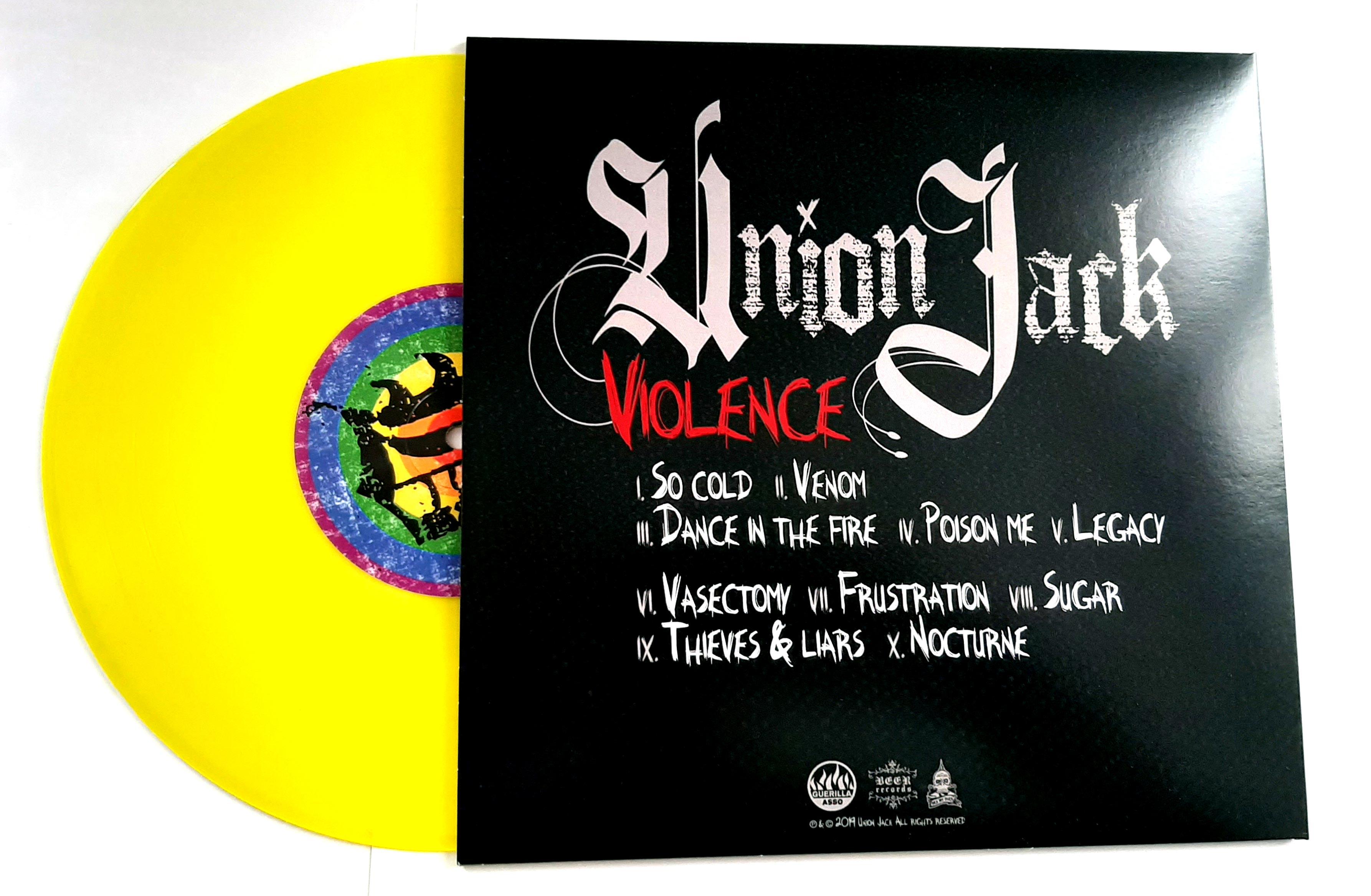 Union Jack - Violence