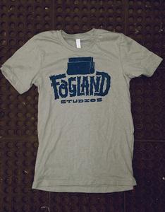 Fogland Squeegee Logo - Heather Stone