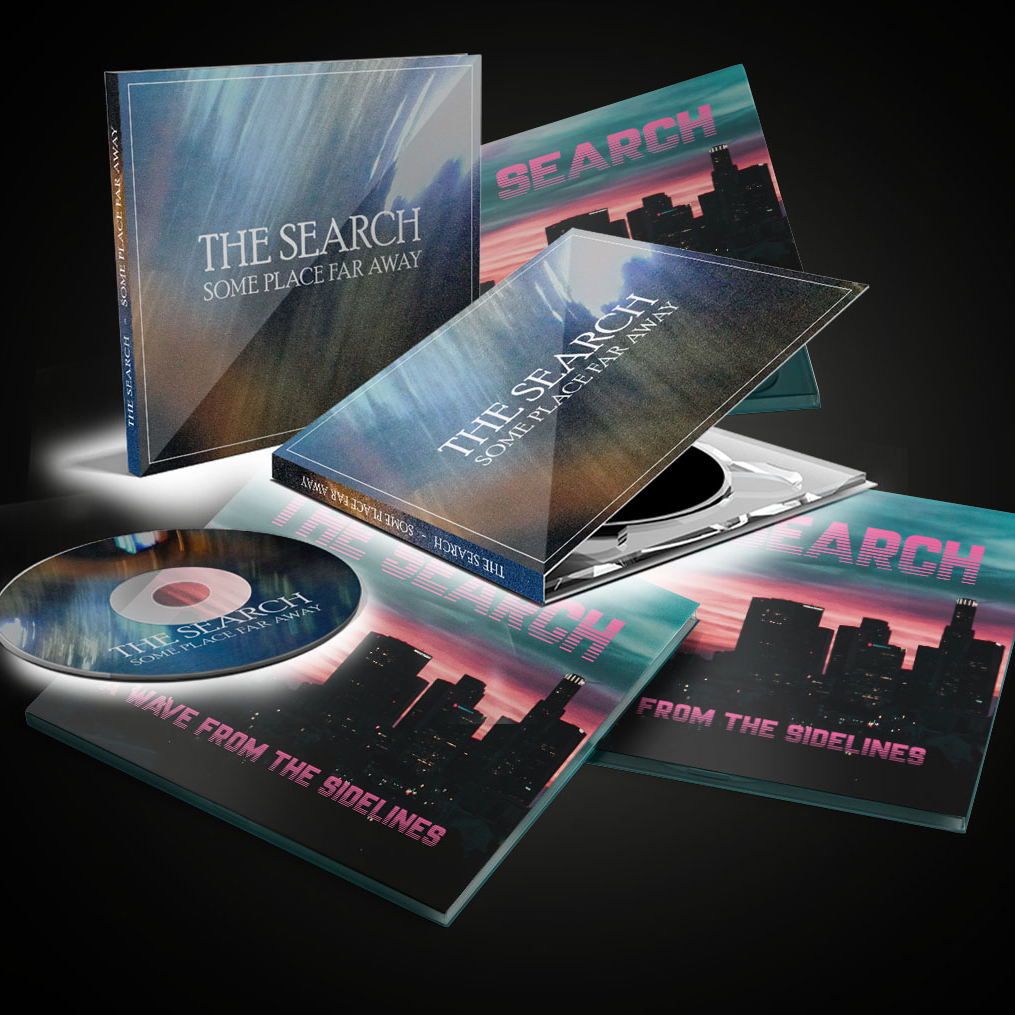 Some Place Far Away / A Wave From The Sidelines (Bundle)