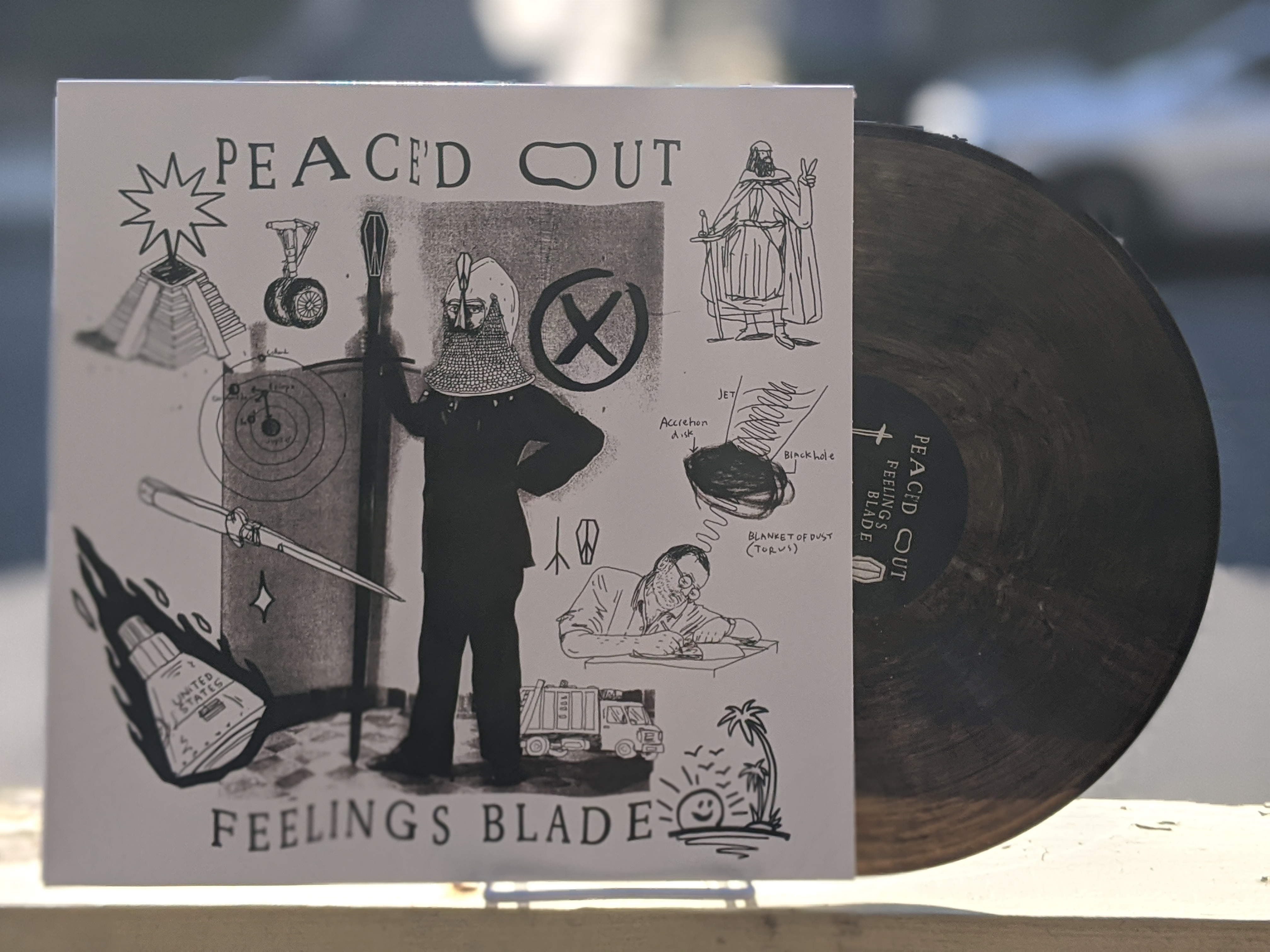 Peace'd Out - Feelings Blade
