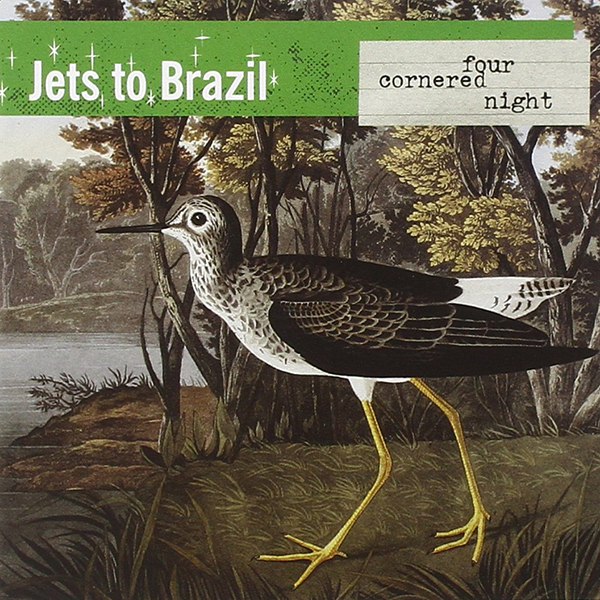 Jets To Brazil - Four Cornered Night 2xLP