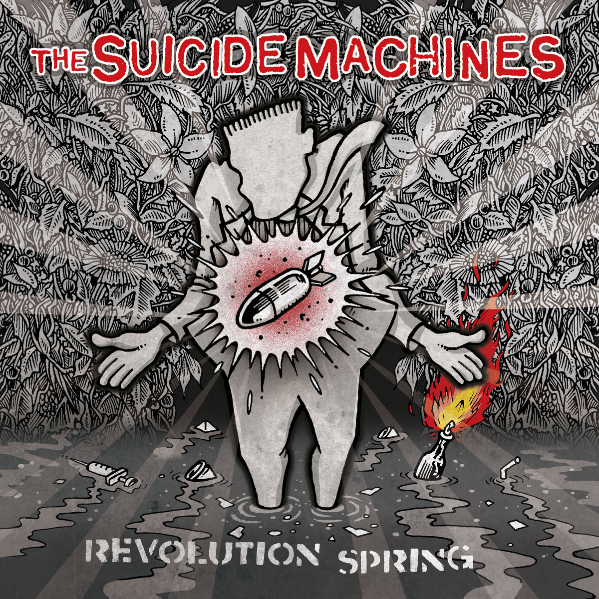 Suicide Machines - Revolution Spring LP