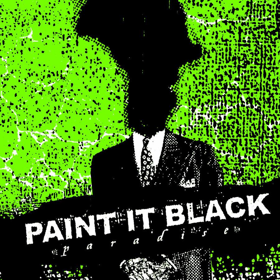 Paint It Black - Paradise LP